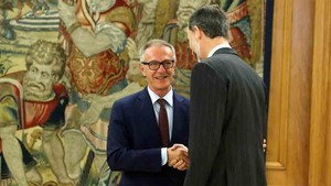 José Guirao tomó posesión del cargo