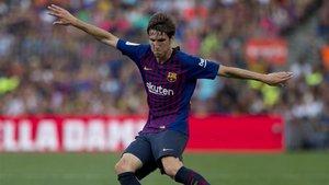 Juan Miranda disfrutó con el Barça-Cultural de la Copa del Rey