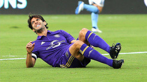 Kaká, durante su etapa en Orlando