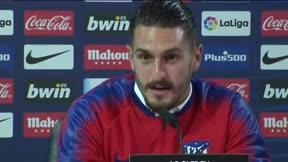 Koke, sobre Morata: Si viniera, sería bienvenido