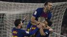 Vea los goles del Betis - FC Barcelona