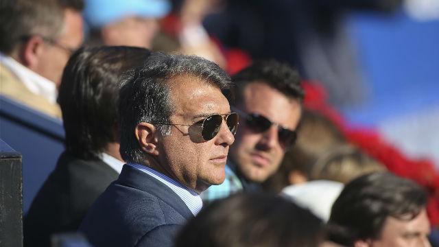 Laporta: La afición no quiere a Griezmann