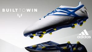 Las nuevas botas de Leo Messi