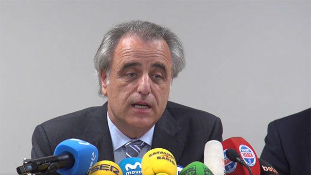 Los abogados de Sandro Rosell comparecen en rueda de prensa