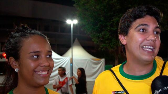 Los brasileños se mofan de Messi: No soporta la presión de los partidos importantes