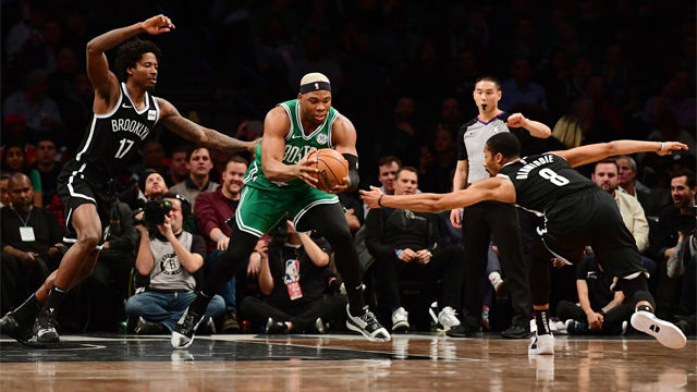 Los Grizzlies caen en casa de los Celtics (122-116)
