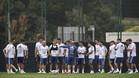 Los 23 jugadores de Argentina han trabajado en Barcelona