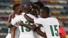 Los jugadores de Costa de Marfil son conocidos como 'los elefantes'.