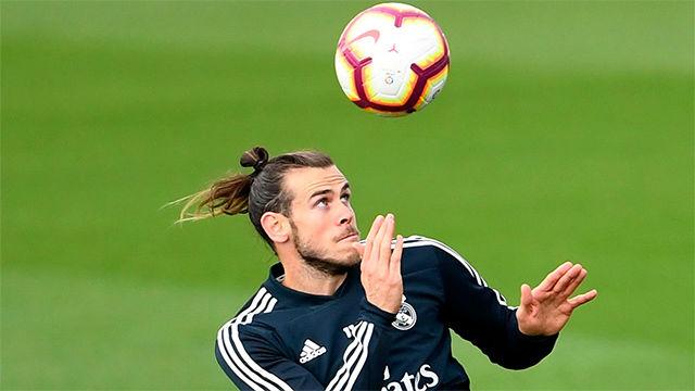 El Madrid, con la cabeza en el Levante