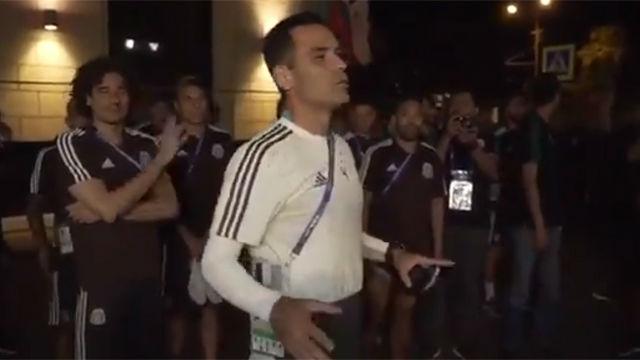 El mensaje de Rafa Márquez a la afición mexicana