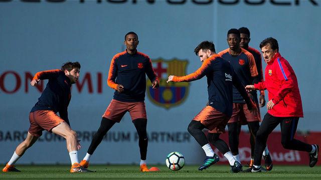 Messi estará ante el Leganes