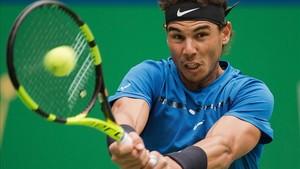 Nadal , a semifinales en Shanghai