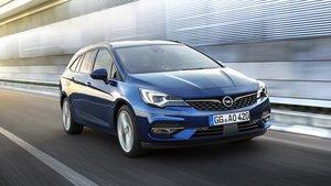 Nuevo Opel Astra.