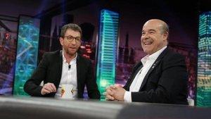 Pablo Motos lanza esta pulla al cómico David Broncano