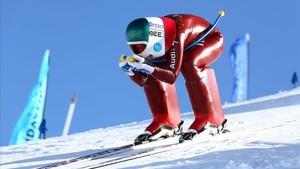 Philippe May llegando hasta 199,56 kilómetros por hora en el 2017