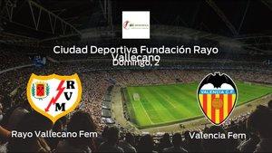 Previa del encuentro de la jornada 6: Rayo Vallecano Femenino contra Valencia Femenino