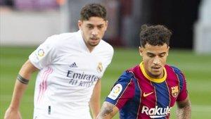 El Real Madrid se impuso en el marcador contra el Barcelona de forma muy polémica