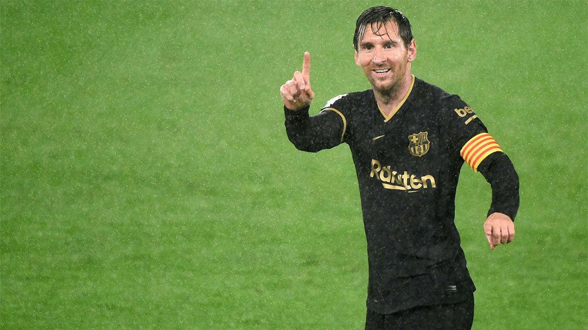 Un repaso a las 17 temporadas consecutivas que lleva Leo Messi marcando en LaLiga