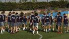 El FC Barcelona vuelve a los entrenamientos
