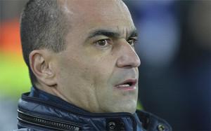Robert Martínez, entrenador del Everton