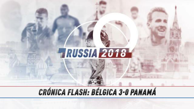 Rusia 2018 | Bélgica presenta su candidatura al ritmo de los cuatro magníficos