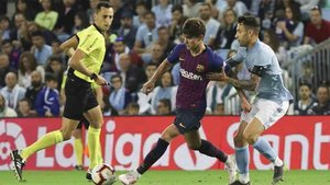 Sánchez Martínez volverá a pitar al Barcelona