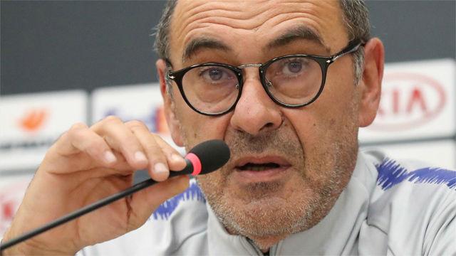 Sarri confía en la renovación de Hazard