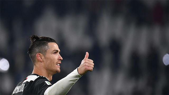 Sarri: Cuando Ronaldo está bien es imparable
