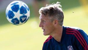Schweinsteiger ejerce como comentarista deportivo en la actualidad
