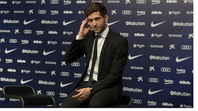 Sergi Roberto: Sería un sueño jugar el Mundial
