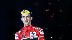 Simon Yates, ganador de la Vuelta a España 2018.