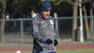 Tevez no ha respondido a las expectativas en la Superliga china