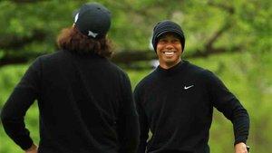 Tiger Woods busca su segundo Grande del año