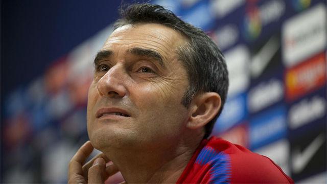 Valverde no quiere sustos ante el Levante