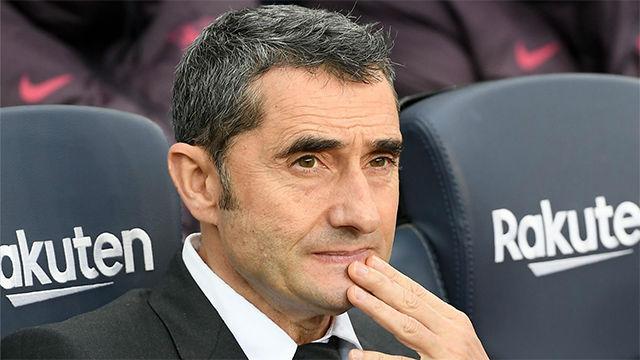 Valverde reconoce que el gol de Messi facilitó la victoria ante el Alavés
