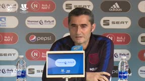 Valverde: Sabemos de la dificultad que tiene jugar contra el Atlético