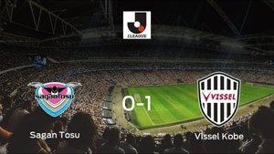 El Vissel Kobe vence 0-1 en casa del Sagan Tosu
