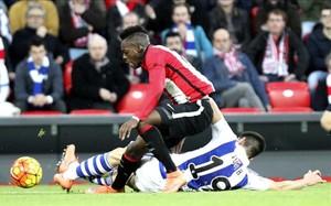 Williams se lesionó ante la Real Sociedad