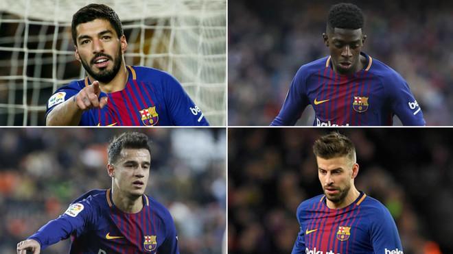 Las cuatro grandes dudas de Valverde ante Las Palmas a0bef03cf0d