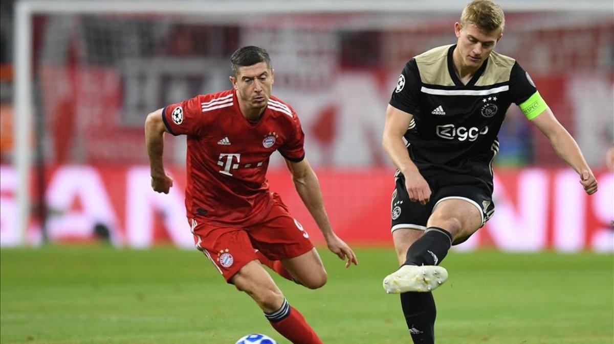 Bayern De Ligt