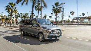 Nuevo Mercedes-Benz Clase V.