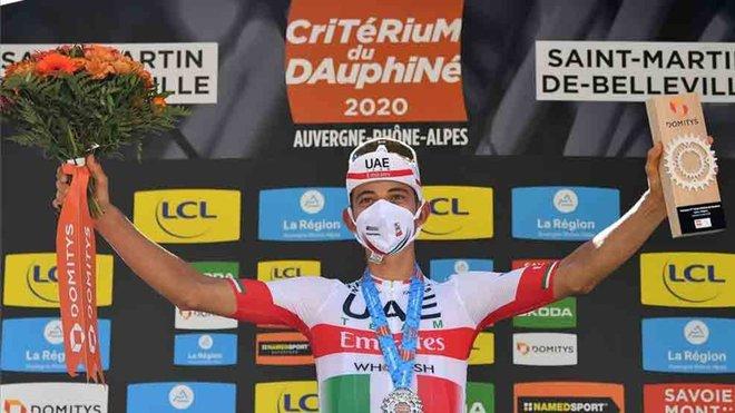 Formolo se lleva la etapa de la Dauphiné
