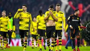 La afición del Dortmund no quiere partidos los lunes