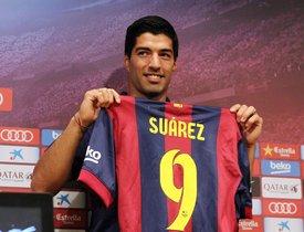 El 19 de agosto de 2014 Luís Suárez era presentado como nuevo jugador del FC Barcelona tras llegar a un acuerdo con el Liverpool.