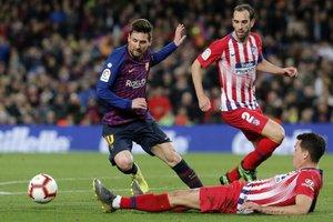 El Atlético de Madrid acumula tres victorias y una derrota en las últimas fechas