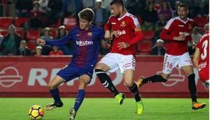 El FC Barcelona confirma la cesión del delantero del filial Marc Cardona al Eibar