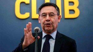 Bartomeu tomará decisiones drásticas en el Barça