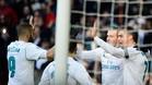 Benzema, Bale y Cristiano decidieron el Real Madrid - Alavés