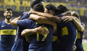 Boca Juniors venció en los 32vos de final de la Copa Argentina