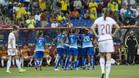 Brasil venció por la mínima a España